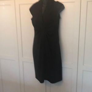 Kenneth Cole wool black dress m
